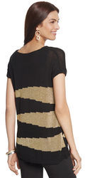 Chico's Jazzy Jessica Pullover