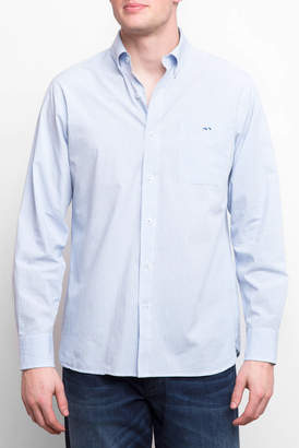 Fish Hippie Springwell Check Long Sleeve Button Down