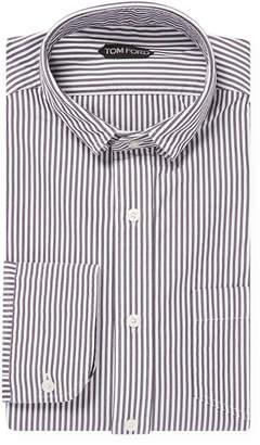 Tom Ford Stripe Dress Shirt