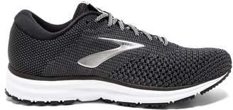 Brooks Women's Revel 2 Running Shoe (BRK-120281 1B 4082650 7 BLK/Gry/Gry)