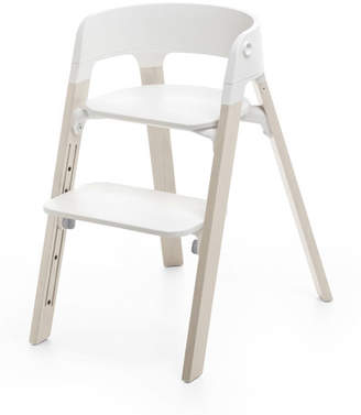 Stokke Steps Complete Chair, White