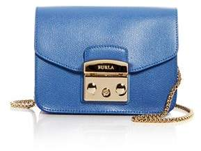 Furla Metropolis Mini Leather Crossbody