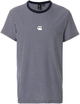 G Star G-Star striped fitted T-shirt