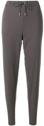 Fabiana Filippi drawstring trousers