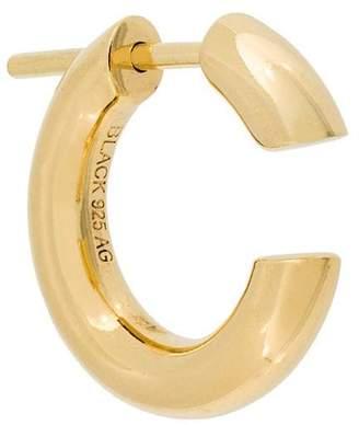 Maria Black Distrupted 14 hoop earring
