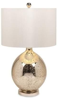 IMAX Worldwide Home Avignon Mercury Glass Table Lamp