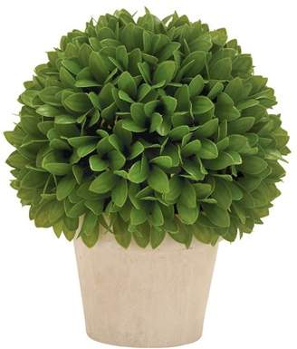 Three Posts Kinsley Topiary Plant In Pot