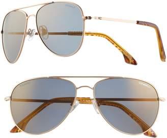 O'Neill Unisex Vita Aviator Polarized Sunglasses