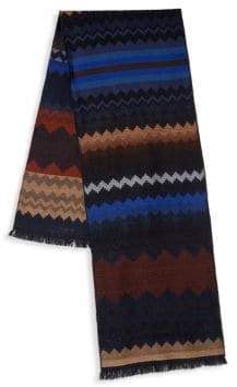 Missoni Chevron Stripe Scarf