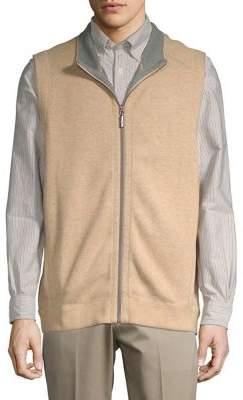 Tommy Bahama Flip Side Classic Zip Vest
