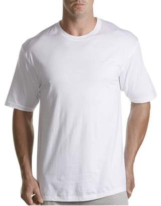 Canyon Ridge Big Men's Underwear 3pk Crew Neck T-Shirts
