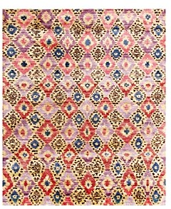 Luxor Collection Area Rug, 6' x 9'