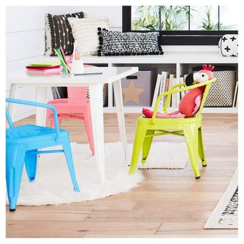 Pillowfort Industrial Kids Activity Chair (Set of 2) 37