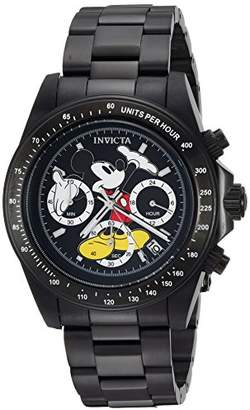 Invicta Men's 'Disney Limited Edition' Quartz Stainless Steel Casual Watch