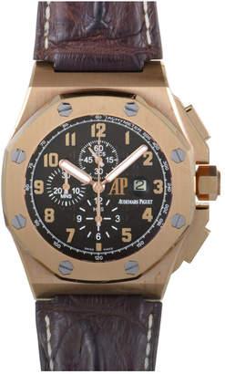 Audemars Piguet Men's Royal Oak Offshore Arnold's All-Stars Chronograph Watch