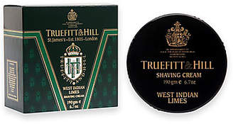 Truefitt & Hill (トゥルフィット & ヒル) - [トゥルフィット&ヒル] ウエストインディアンライム シェービングクリーム