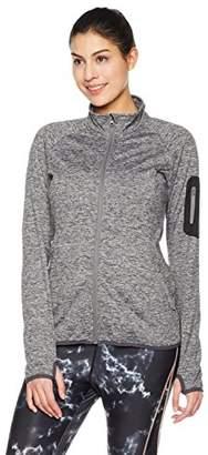 Goodsport Women's Full-Zip Lightweight Active Compression Jacket XXL