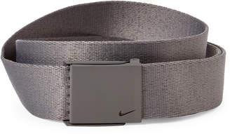 Nike Grey Single Web Belt
