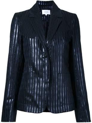 Carven striped blazer