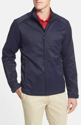 Cutter & Buck Blakely WeatherTec(R) Wind & Water Resistant Full Zip Jacket