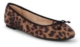 ab43905ab Sam Edelman Charlotte Leopard Ballet Flats
