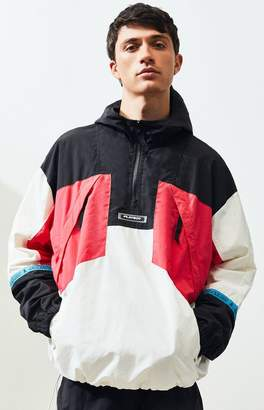 Pacsun PacSun x Playboy Colorblock Taped Quarter Zip Anorak