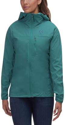 Black Diamond Alpine Start Hooded Jacket - Women's