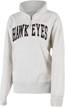 NCAA Zoozatz Women's Iowa Hawkeyes Sport Pullover