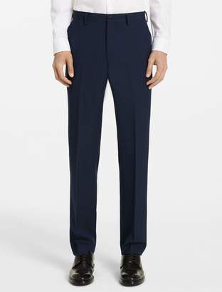 Calvin Klein x fit ultra slim fit navy suit pants