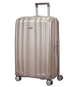 Samsonite Litecube 76Cm Spinner Champange Suitcase