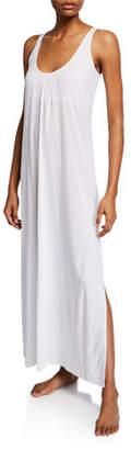 Skin Kaia Long Jersey Nightgown