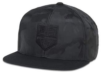 American Needle Los Angeles Kings Tonal Camo Patterned Flat Brim Baseball Cap
