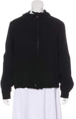Theory Lightweight Crepe Jacket