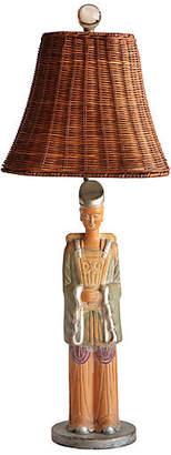 One Kings Lane Vintage Figural Table Lamp - Pythagoras Place