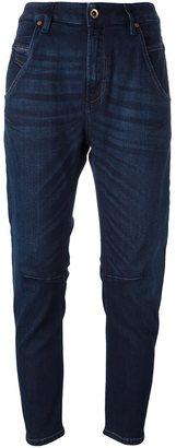 Diesel fayza relaxed-boyfriend jeans $155.17 thestylecure.com