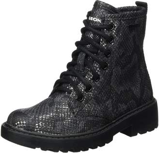 Geox Girl's J Casey G. K Ankle Boot