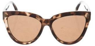 Le Specs Liar Lair Cat-Eye Sunglasses