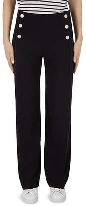 Gerard Darel Megan Button-Front Pants