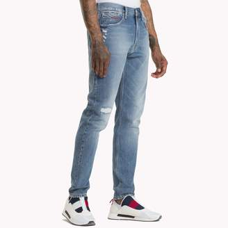 Tommy Hilfiger Mid Rise Tapered Fit Jean