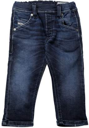 Diesel Denim Effect Cotton Joggjeans