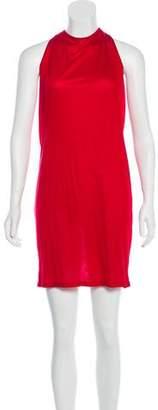 Thomas Wylde Jersey Knee-Length Dress