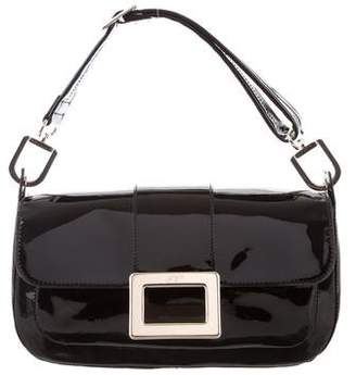 Roger Vivier Patent Leather Handle Bag