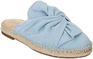 Sole Society Bow Espadrille Slip-Ons - Sammie