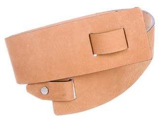 Rag & Bone Leather Hip Belt