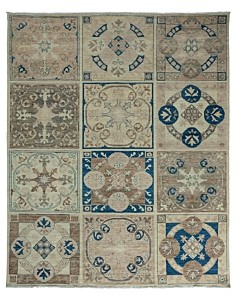 Oushak Collection Oriental Rug, 8'1 x 9'10