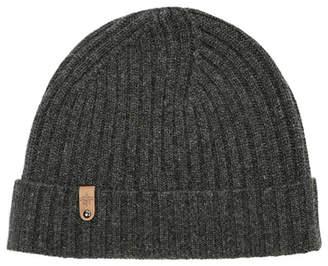 Mackage LUCA HAT cashmere basic hat for men