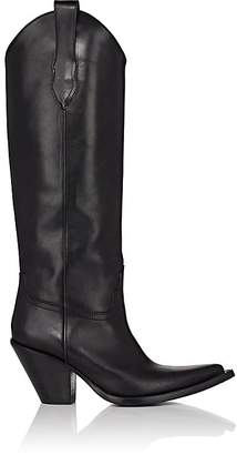 Maison Margiela Women's Mexas Leather Western Boots