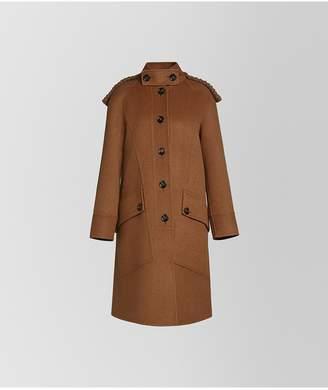 Bottega Veneta Coat In Double Cashmere And Wool