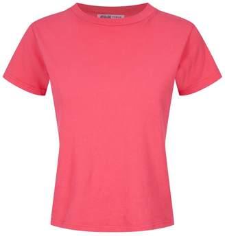 A Gold E Agolde Baby Cotton T-Shirt