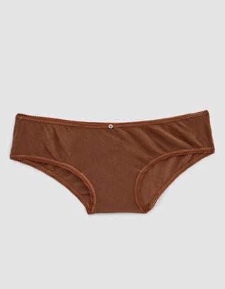 Vivien Ramsay Classic Mesh Panty in Brown 23f971d0b